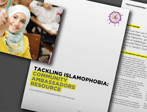 'Tackling Islamophobia' shortlisted for PRide Award